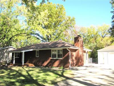 Kansas City Single Family Home For Sale: 3331 N 66th Street