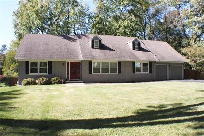 Overland Park Single Family Home For Sale: 9520 Windsor Street