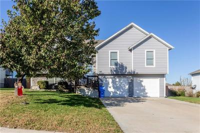 Tonganoxie Single Family Home For Sale: 614 High Prairie Place