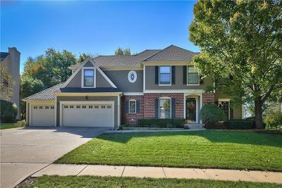 Leawood Single Family Home Show For Backups: 13125 Sherwood Street