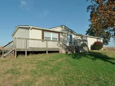 Brown County Single Family Home Contingent: 1616 190th Street