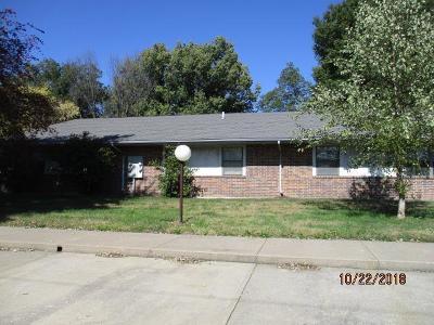 Smithton Multi Family Home For Sale: 308 W Clay Street