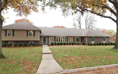 Kansas City Single Family Home For Sale: 1126 N 81st Terrace