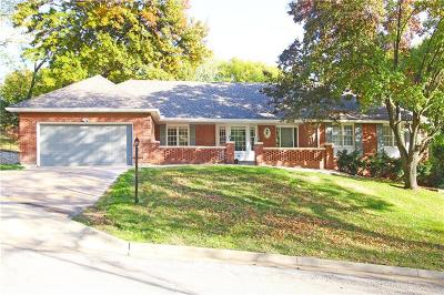 Single Family Home For Sale: 4317 NW Briarcliff Lane