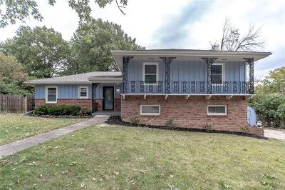 Single Family Home For Sale: 3204 NW Oakcrest Drive