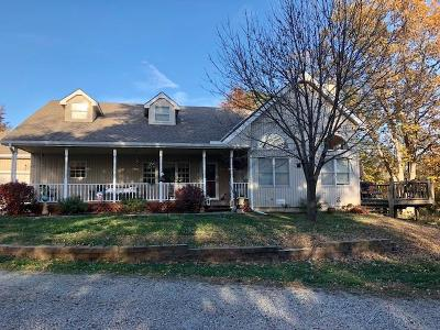 Clinton County Single Family Home For Sale: 3159 SE 209th Street