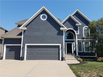 Lenexa Single Family Home For Sale: 21620 W 100 Terrace