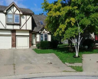 Lenexa Single Family Home Auction: 13318 W 109th Street