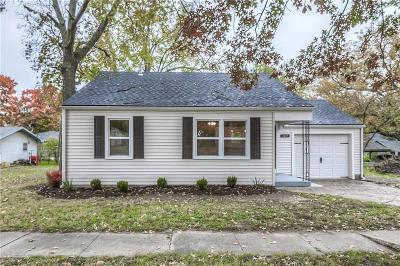 Baldwin City Single Family Home For Sale: 1017 9th Street