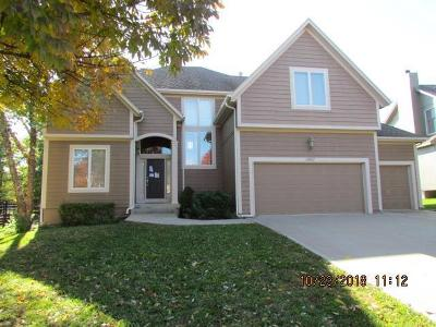 Lenexa Single Family Home For Sale: 19617 W 98th Street