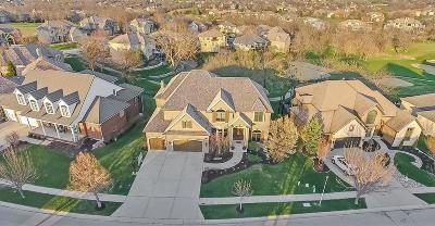 Lenexa Single Family Home For Sale: 9629 Deer Run Street