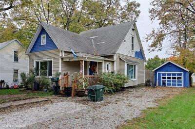 Ottawa Single Family Home For Sale: 620 N Poplar Street