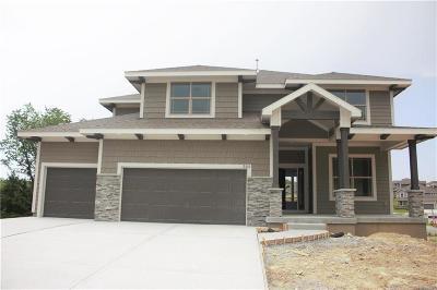 Olathe Single Family Home For Sale: 2810 W Wabash Street