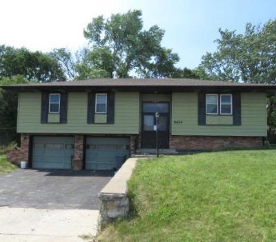Wyandotte County Single Family Home Auction: 4454 Shawnee Drive