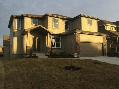 Gardner Single Family Home For Sale: 28208 W 162nd Street