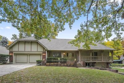 Leawood Single Family Home For Sale: 12752 Overbrook Road