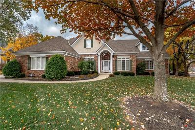 Leawood Single Family Home For Sale: 13109 Canterbury Road