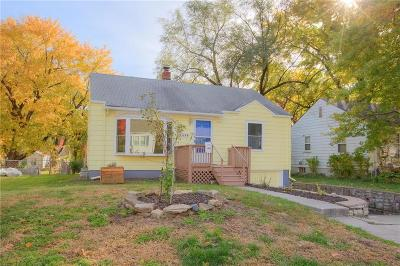 Kansas City KS Single Family Home Sold: $135,000