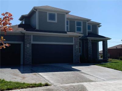 Gardner Single Family Home For Sale: 28317 W 162nd Terrace