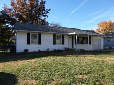 Lafayette County Single Family Home For Sale: 67 Ussery Drive