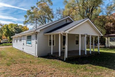 Edwardsville Single Family Home Show For Backups: 1748 Edwardsville Drive