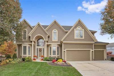 Overland Park Single Family Home Show For Backups: 14617 Farley Street