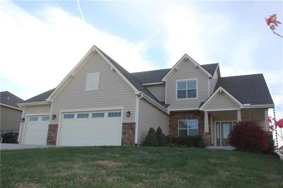 Topeka Single Family Home For Sale: 4013 SW Royal Lane