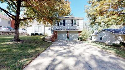 Overland Park Single Family Home For Sale: 9116 Beverly Drive