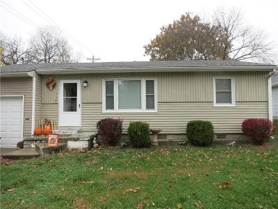 Clinton County Single Family Home For Sale: 315 N Nettleton Street