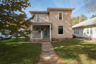 Ottawa Single Family Home For Sale: 212 S Elm Street