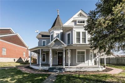 Smithville Single Family Home For Sale: 206 E Main Street