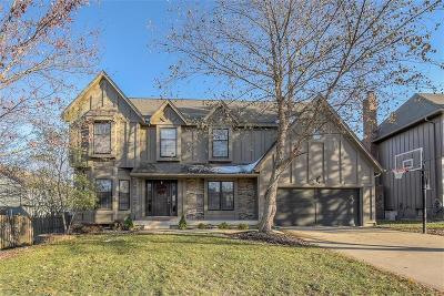 Overland Park KS Single Family Home For Sale: $350,000