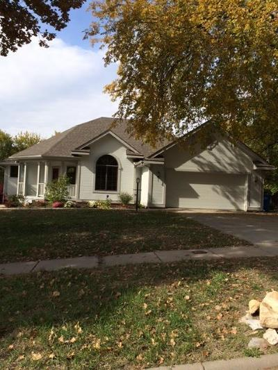 Shawnee County Single Family Home For Sale: 3245 NW Hickory Ridge Lane