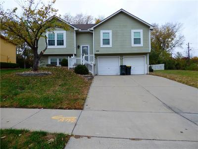 Lansing Single Family Home For Sale: 600 Holiday Drive
