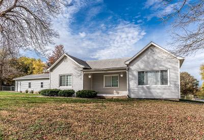 Tonganoxie Single Family Home For Sale: 720 Pleasant Drive