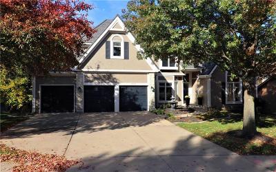 Lenexa Single Family Home For Sale: 8338 Mullen Road