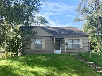 Single Family Home For Sale: 5013 Forest Avenue