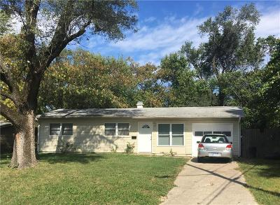 Single Family Home For Sale: 5122 Oak Grove Road