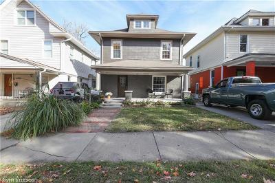 Single Family Home For Sale: 4011 Terrace Street