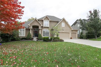 Olathe Single Family Home For Sale: 26412 W 110th Terrace