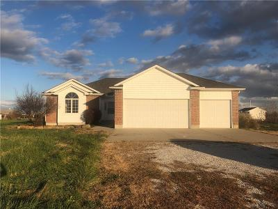 Harrisonville MO Single Family Home Contingent: $258,863