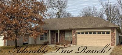 Warrensburg Single Family Home For Sale: 601 W Culton Drive