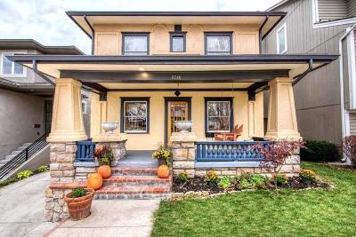 Kansas City Single Family Home Show For Backups: 4738 Terrace Street