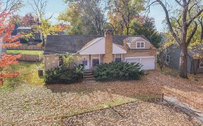 Prairie Village Single Family Home For Sale: 3915 W 74th Terrace