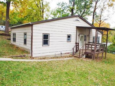 Single Family Home For Sale: 8819 E Winner Road