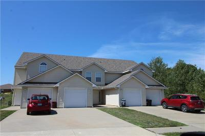Warrensburg Multi Family Home Pending: 1202 Pebblecreek Drive