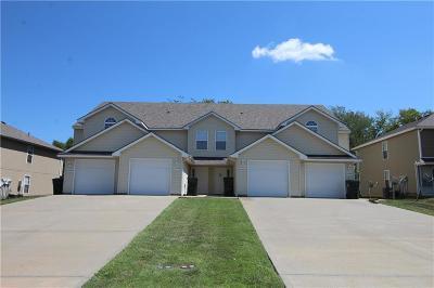 Warrensburg Multi Family Home Pending: 1205 Pebblecreek Drive