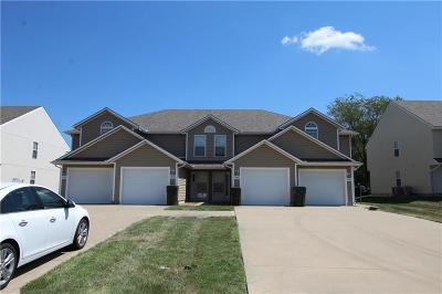 Warrensburg Multi Family Home Pending: 1207 Pebblecreek Drive