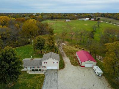 Lone Jack Single Family Home For Sale: 13218 Al Gossett Road