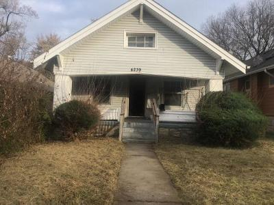 Jackson County Single Family Home For Sale: 4239 Bellefontaine Avenue